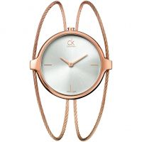 Damen Calvin Klein Agile Small Watch K2Z2S616