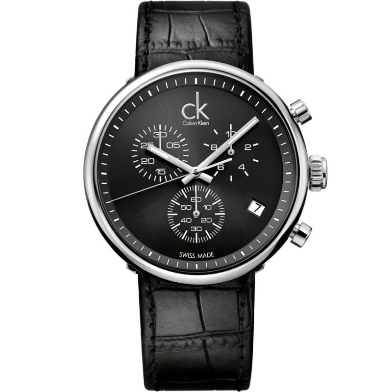 Mens Calvin Klein Substantial Chronograph Watch