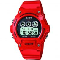 Mens Casio Sport Alarm Chronograph Watch
