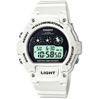 Herren Casio Sport Wecker Chronograf Uhr
