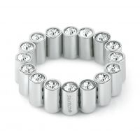 Damen Swatch Bijoux Edelstahl Lustro Ring Größe N