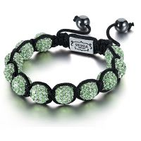 femme Shimla Jewellery Green Bracelet Small Watch SH-032S