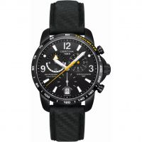 Certina DS Podium GMT Herrkronograf Svart C0016391605701