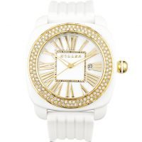 Ladies Holler Philly Gold Glitz Watch