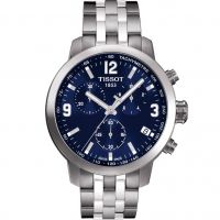 homme Tissot PRC200 Chronograph Watch T0554171104700