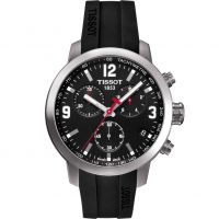 homme Tissot PRC200 Chronograph Watch T0554171705700