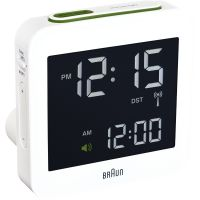 Orologio da Orologio da Braun Clocks Digital Clock BNC009WH-RC