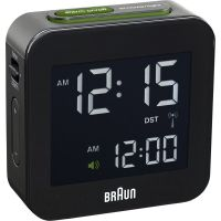 Orologio da Orologio da Braun Clocks Travel Clock BNC008BK-RC