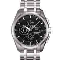 Tissot Couturier Herenchronograaf Zilver T0356271105100