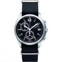 Herren Hamilton Khaki Pilot Pioneer Chronograph Watch H76552433