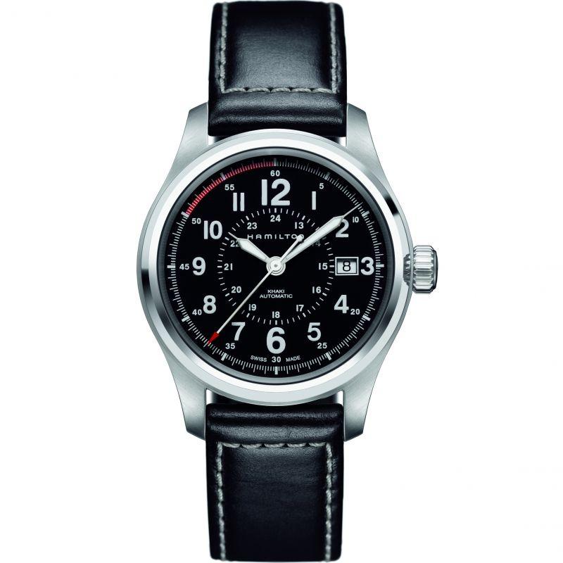 Mens Hamilton Khaki Field 40mm Automatic Watch