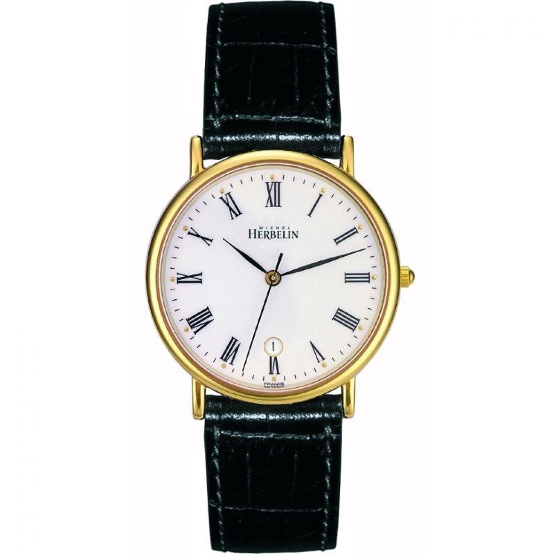 Mens Michel Herbelin Citadines Watch