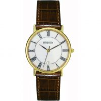 Herren Michel Herbelin Citadines Watch 12443/P08GO