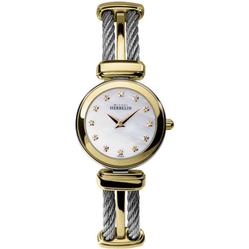Ladies Michel Herbelin Cables Watch