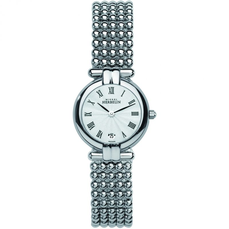 Ladies Michel Herbelin Perle Watch
