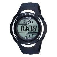 Herren Lorus Alarm Chronograph Watch R2337EX9