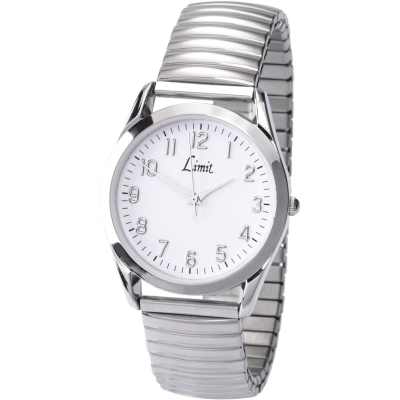 Limit Expander Herenhorloge Zilver 5988.38