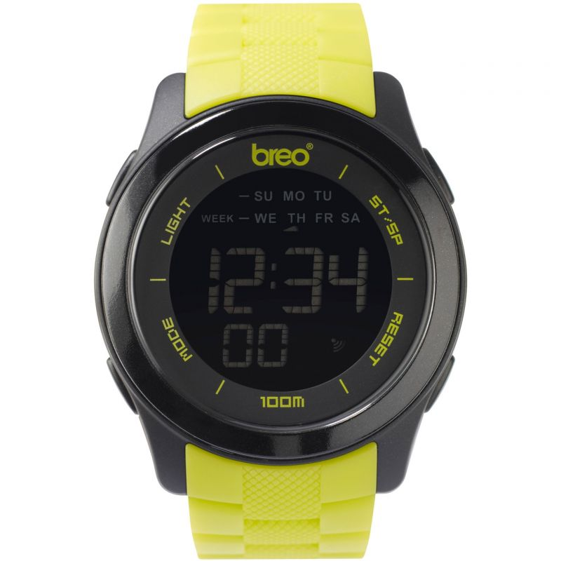 Mens Breo Orb Alarm Chronograph Watch B-TI-ORX57