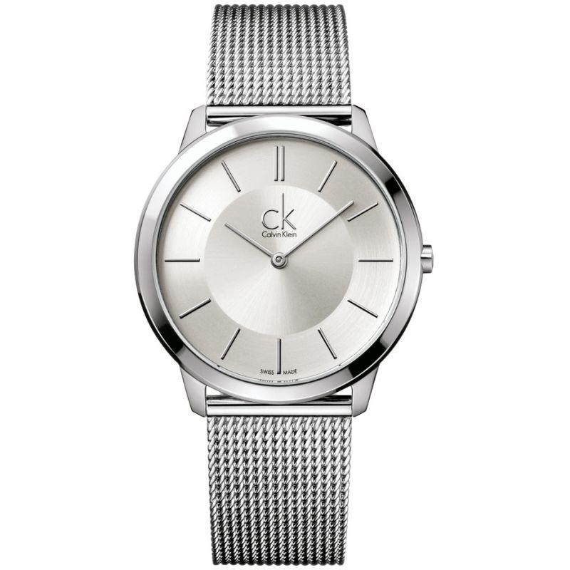 Herren Calvin Klein Minimal 40mm Watch K3M21126