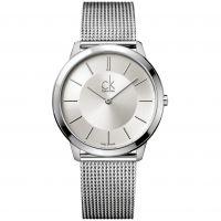 homme Calvin Klein Minimal 40mm Watch K3M21126