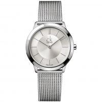 homme Calvin Klein Minimal 35mm Watch K3M22126