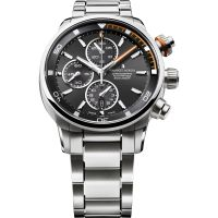 Herren Maurice Lacroix Pontos S Chronograph Watch PT6008-SS002-332-1
