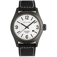 Mens Glycine Incursore 46mm Automatic Watch
