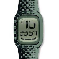 Herren Swatch Touch Wecker Chronograf Uhr