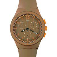 Herren Swatch Crazy Nüsse Chronograf Uhr