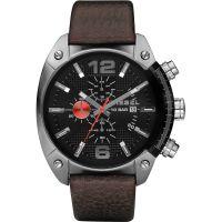 Mens Diesel Overflow Chronograph Watch