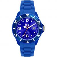 Unisex Ice-Watch Sili - blue big Uhren