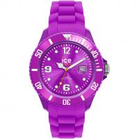 Unisex Ice-Watch Sili - purple big Uhren