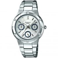 femme Casio Sheen Watch SHE-3800D-7ADR