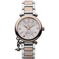 Damen Vivienne Westwood Orb Watch VV006RSSL
