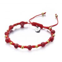 femme Shimla Jewellery Light Siam Bracelet Watch SH-918