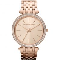 Michael Kors Darci Dameshorloge Rose MK3192