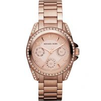 Ladies Michael Kors Mini Blair Watch