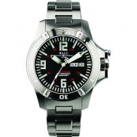 Ball Engineer Hydrocarbon Spacemaster Glow Chronometer Herrklocka Silver DM2036A-SCA-BK