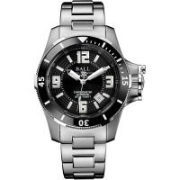 Ball Engineer Hydrocarbon Ceramic XV Chronometer Herenhorloge Zilver DM2136A-SCJ-BK