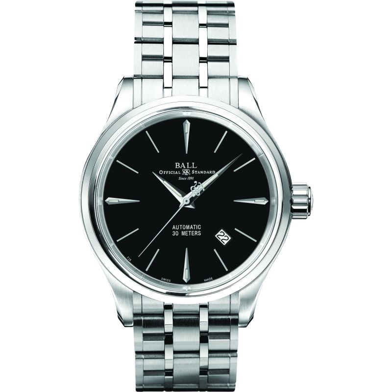 Mens Ball Trainmaster Legend Automatic Watch