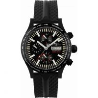 Mens Ball Fireman Storm Chaser DLC Glow Limited Edition Automatic Chronograph Watch