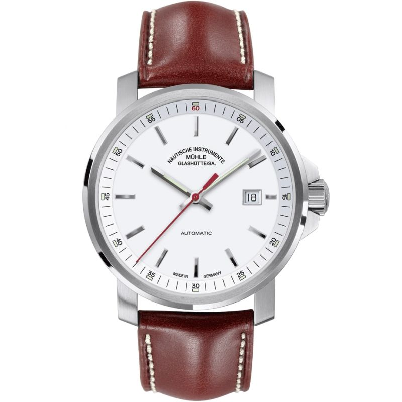 Mens Muhle Glashutte 29er Big Automatic Watch