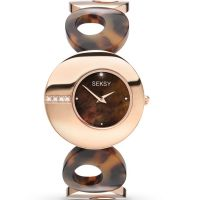 Damen Seksy Eclipse Uhr