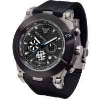 Jorg Gray Ben Spies Limited Edition Herenchronograaf Zwart JG6700-11