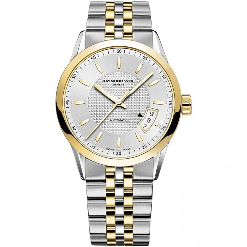 Herren Raymond Weil Freelancer Watch 2770-STP-65021