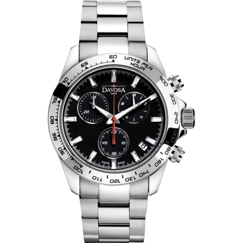 Mens Davosa Speedline Chronograph Watch