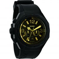 Herren Nixon The Steelcat Chronograph Watch A313-1354