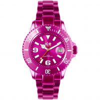 Ice-Watch Ice-Alu Unisex horloge Roze AL.PK.U.A
