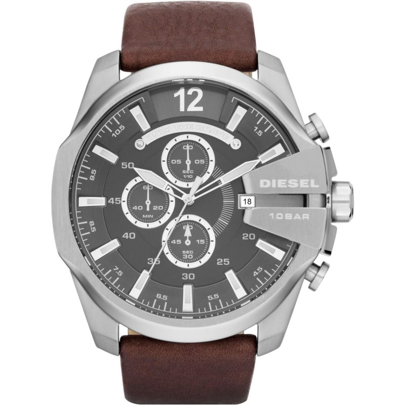 Herren Diesel Chief Chronograph Watch DZ4290