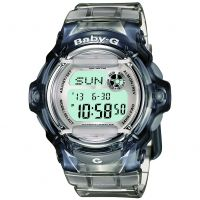 Damen Casio Baby-G Alarm Chronograph Watch BG-169R-8ER